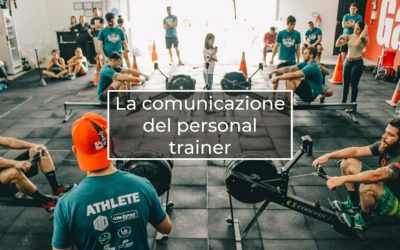 La comunicazione del personal trainer