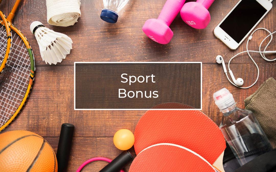 Sport bonus, prime possibilità di fruizione