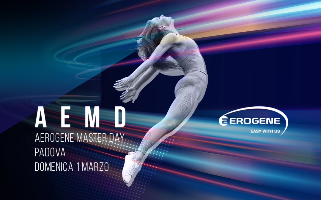 Aerogene Master Day 2020 – Fitness, musica e divertimento